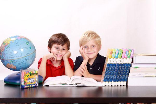 Škola i školka v plném proudu - jak zlepšit imunitu dětí?