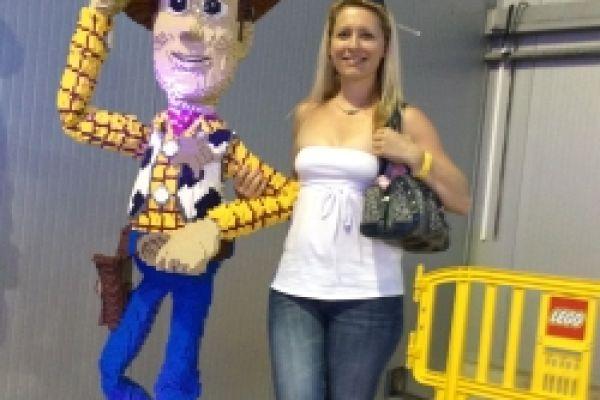 LEGO KidsFest nabízel zábavu pro celou rodinu