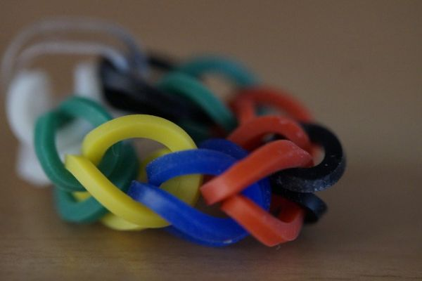 LOOMBANDS: pletení náramků z gumiček