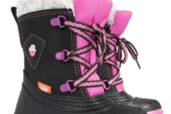 Test: Funkční dětské sněhule Demar Billy B - růžové