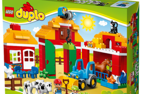 TEST: LEGO DUPLO Velká farma (10525)