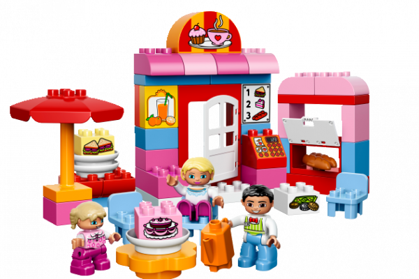 Test: LEGO DUPLO Kavárna