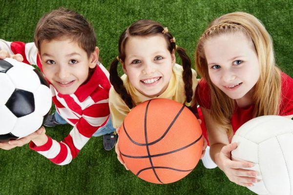 Jak správně vybrat dítěti sport?