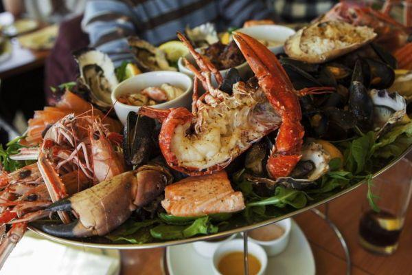 Jídelníček těhotných: Ryby a mořské plody