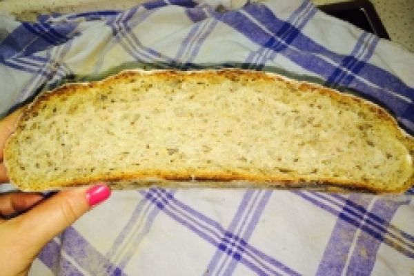 Jak si sami vytvořit kvásek pro pečení chleba