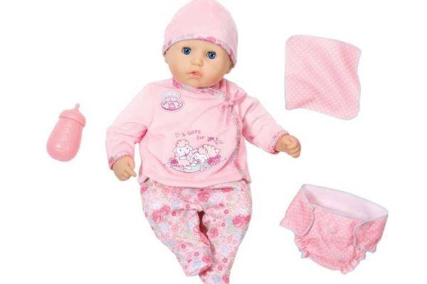 TEST: My First Baby Annabell - Pečuj o mě