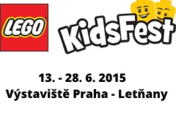 Pozvánka na LEGO KidsFest v Praze
