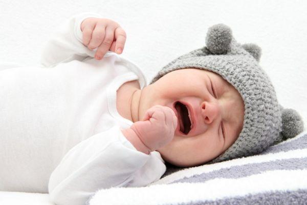 Nenechte své miminko dlouho plakat