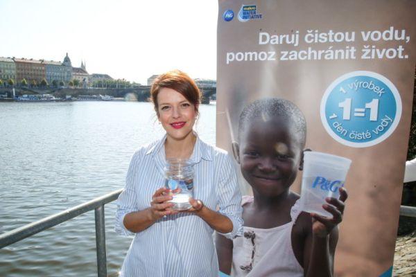 Procter & Gamble ve spolupráci s Makrem poskytne prostřednictvím programu Čistá voda dětem pitnou vodu v oblastech s jejím nedostatkem