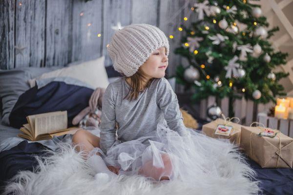 Vánoční pečení s dětmi