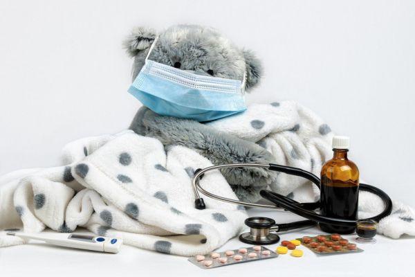 Spála - příznaky, léčba, inkubační doba