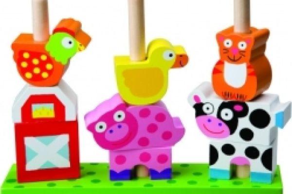 Kde sehnat levně dřevěné hračky