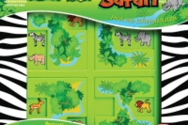 Recenze hry Mindok: Safari schovej a najdi