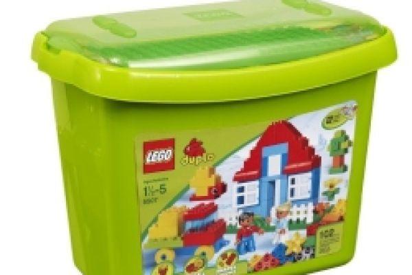 Test: LEGO DUPLO 5507 Box s kostkami (Deluxe)