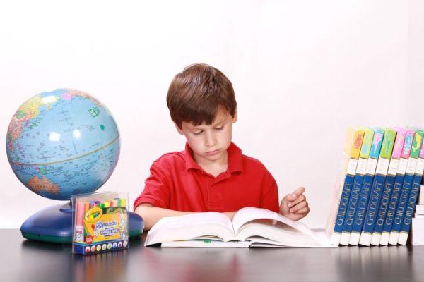 Učení s dětmi na prvním stupni během koronaprázdnin