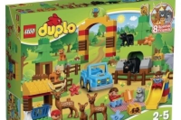 TEST: LEGO DUPLO Lesopark