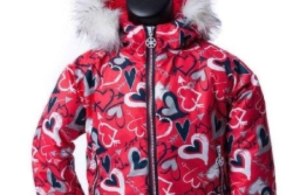 TEST: Dětská zimní bunda O'Style Hearts