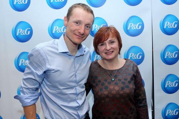 """Biatlonista Ondřej Moravec v kampani Procter & Gamble vzkazuje """"Děkuji, maminko"""""""