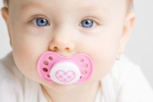 Dudlíky pro Vaše děťátko