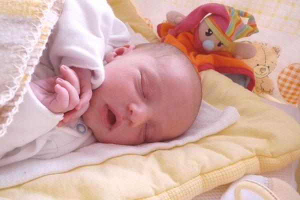 SIDS - syndrom náhlého úmrtí novorozenců