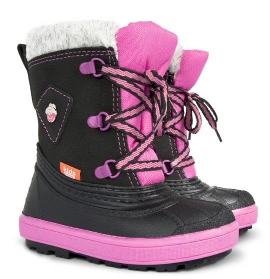 b39a51d629eb Test  Funkční dětské sněhule Demar Billy B - růžové
